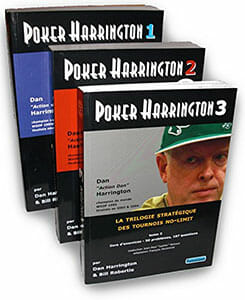 livre poker harrington trilogie