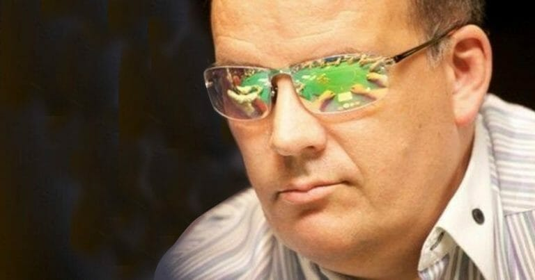 Pierre-Yves Mathys, un Tournament Director suisse