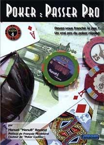 livre poker passer pro