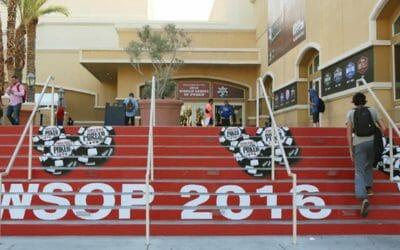 Les WSOP 2016 en chiffres