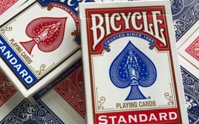 Je veux acheter des cartes de poker