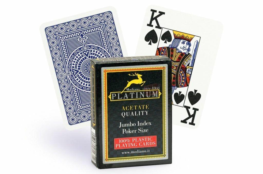 Cartes Modiano