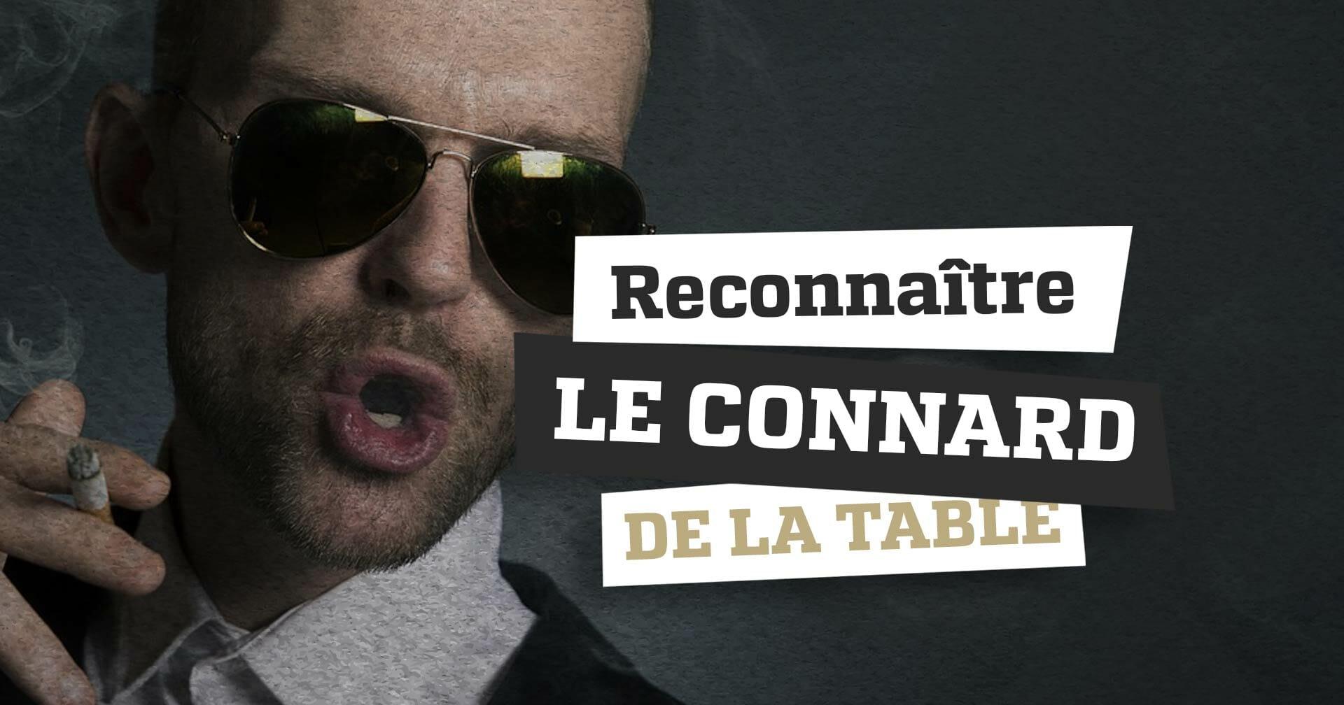 connard poker