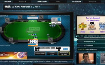Immersion dans le monde des poker streamers