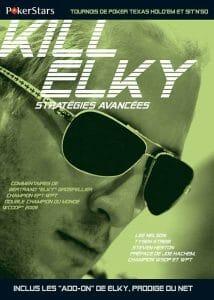 Livre de poker Kill Elky Stratégies avancées