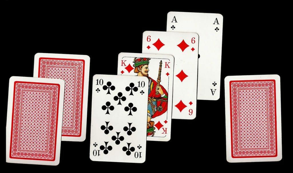2019 03 22 Poker Seven Card Stud