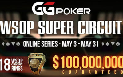 Participez au WSOP Super Circuit Online Series