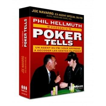 poker tells livre