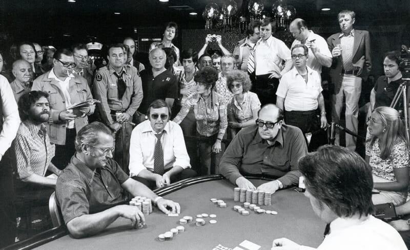 Doyle Brunson 1976 WSOP