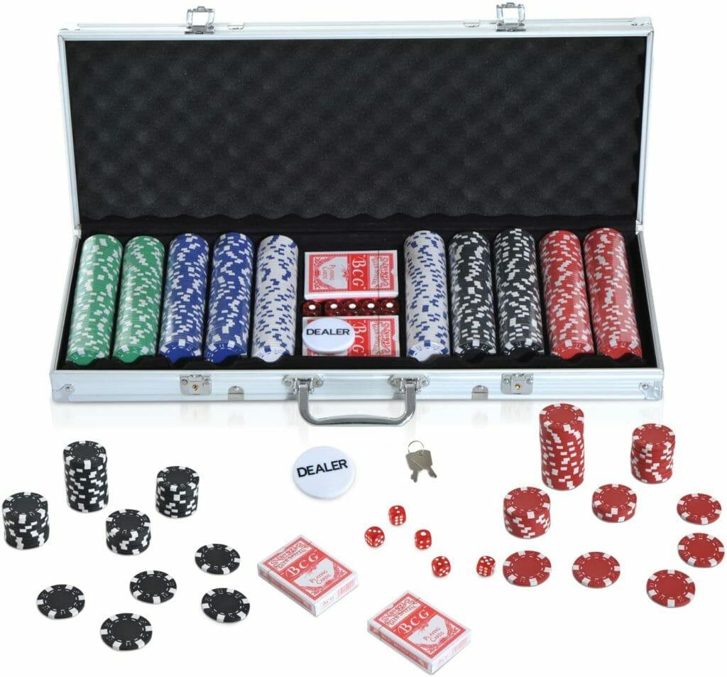 kotak chip poker